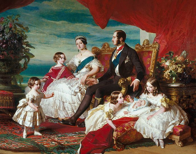 Franz_Xaver_Winterhalter_Family_of_Queen_Victoria